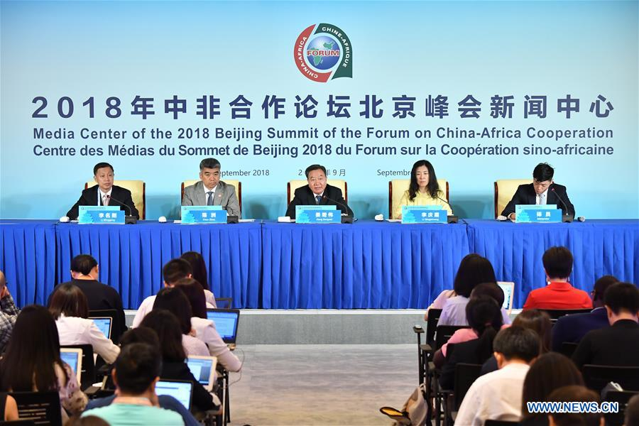 Panel highlights focac agenda ahead of beijing summit