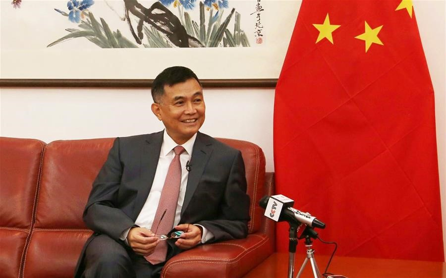 Interview xis visit to senegal will promote bilateral ties says chinese ambassador