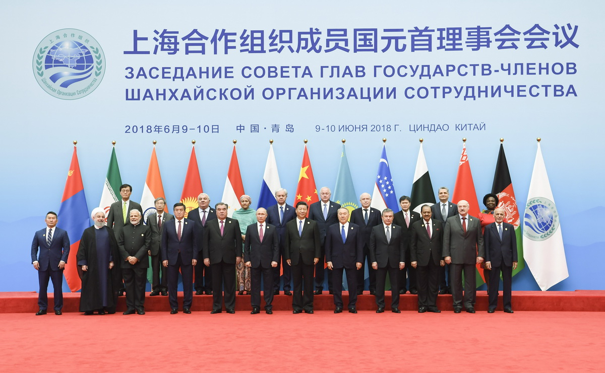 Sco to continue spurring global growth 1