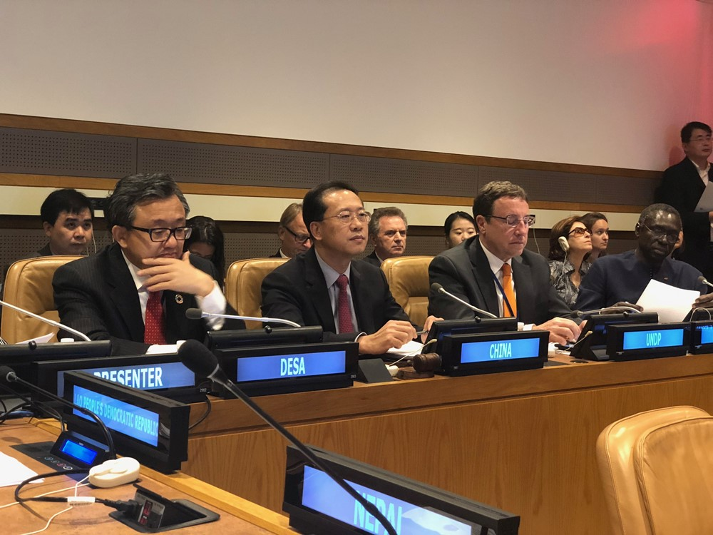 At un a call for efforts on trade sdgs