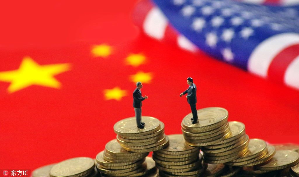 Majority of american firms in china oppose us retaliatory tariffs report