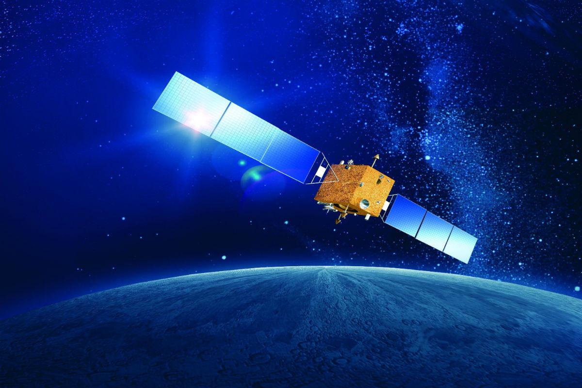 嫦娥1号探月示意图  神舟传媒